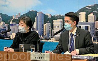 香港再增三宗武漢肺炎確診個案