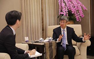 陳建仁:台灣若加入世衛有助於預防武漢肺炎