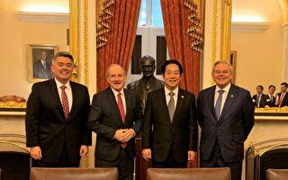 美议员提案派高官参加蔡英文就职仪式