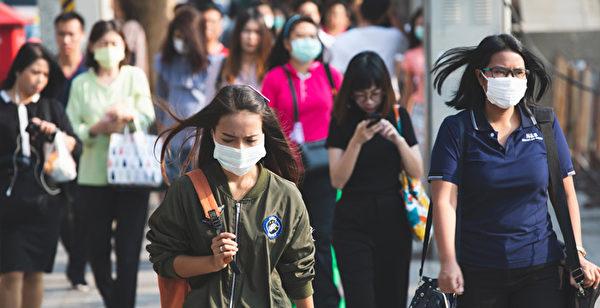 最新论文指出,新型冠状病毒的潜伏期最长可达24天,且逾半数的病人在就诊时没有发烧症状。(Shutterstock)