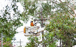新州数百用户仍断电 电力公司将提供发电机