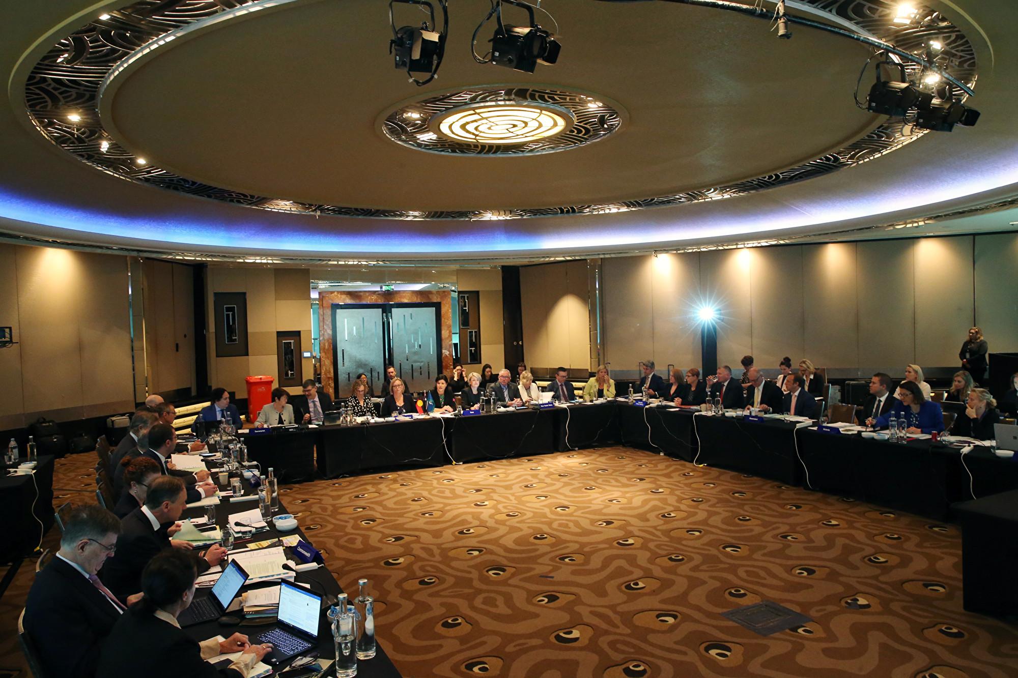 澳洲加入國際行動 籲制止國際網絡犯罪行為