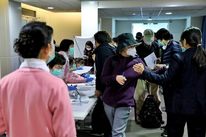 台灣居家隔離檢疫 最多可領1.4萬元補助