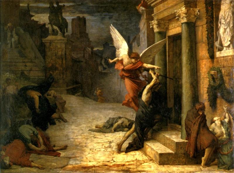 【歷史上的瘟疫】瘟疫中走向衰亡的古羅馬帝國