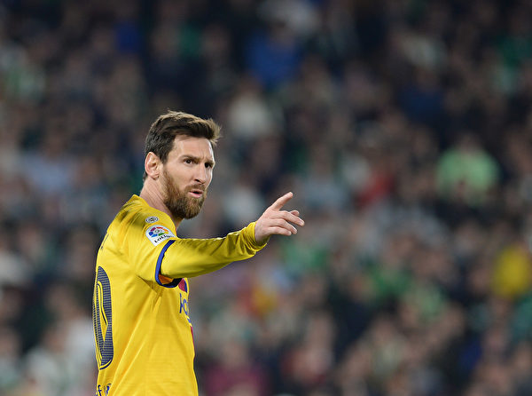 梅西(Lionel Messi)