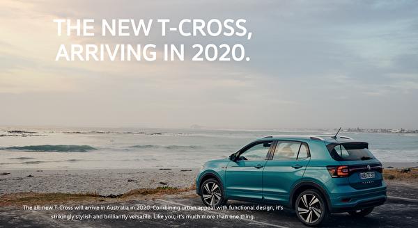 大众家族最小SUV——T-CROSS 2020