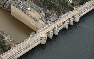 悉尼沃拉甘巴水庫(Warragamba Dam )