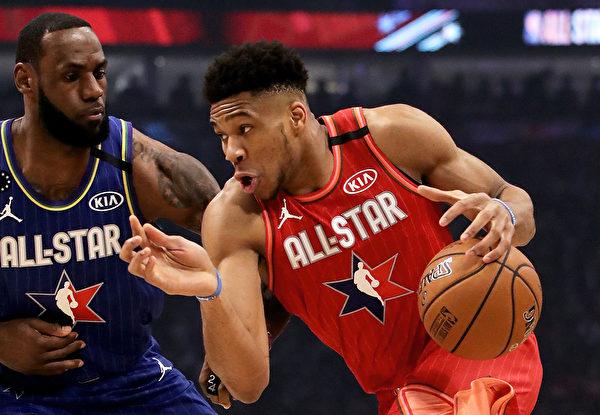 2020年NBA全明星賽
