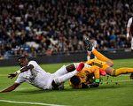 西班牙足球甲级联赛第24轮,皇马主场爆冷被保级球队塞尔塔2:2逼平