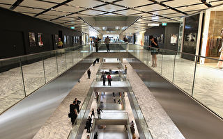 悉尼Westfield購物中心