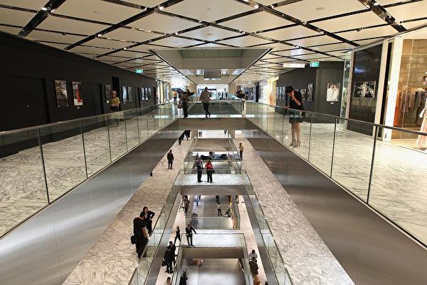 悉尼Westfield购物中心