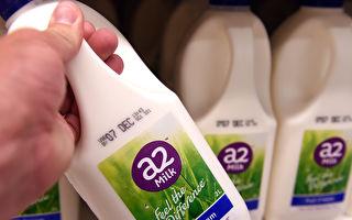 a2奶粉在中國銷量翻倍 疫情爆發後需求更大