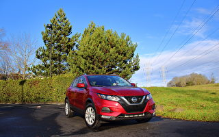 车评:全方位安全罩 2020 Nissan Rogue Sport SV