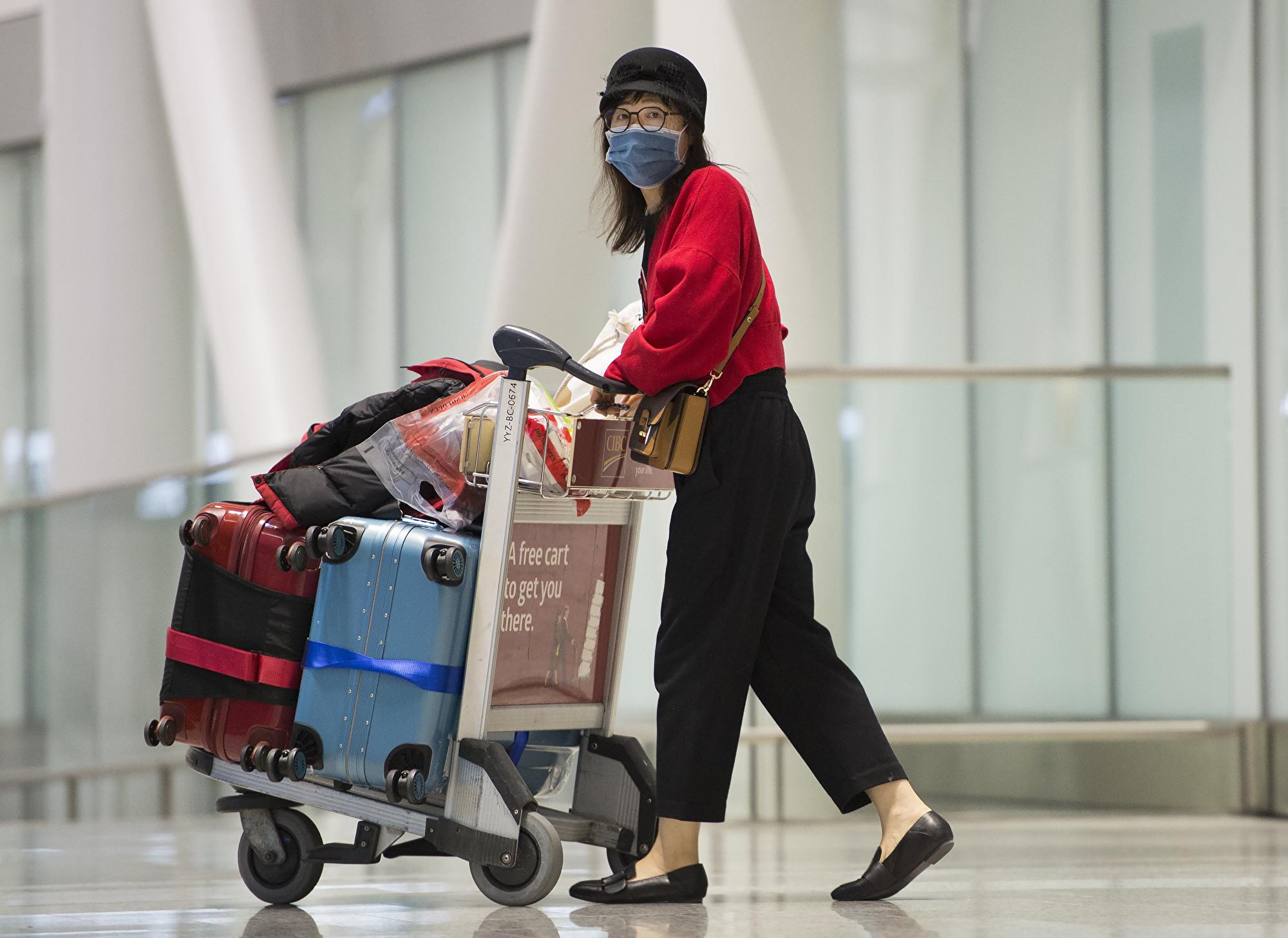 因冠狀病毒無法回中國 加拿大允許申請續簽