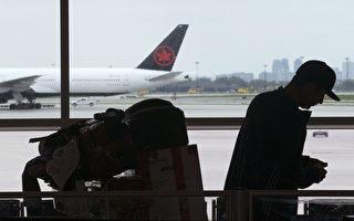 加航直飞中国航班暂停至4月