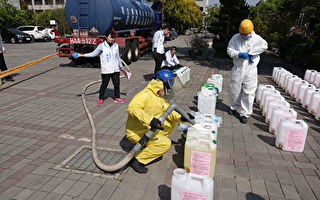 「抗疫,絕不大意 」台塑企業與縣府攜手守護學童