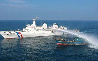 海巡双舰进驻澎湖 扫荡陆船强化海上防疫