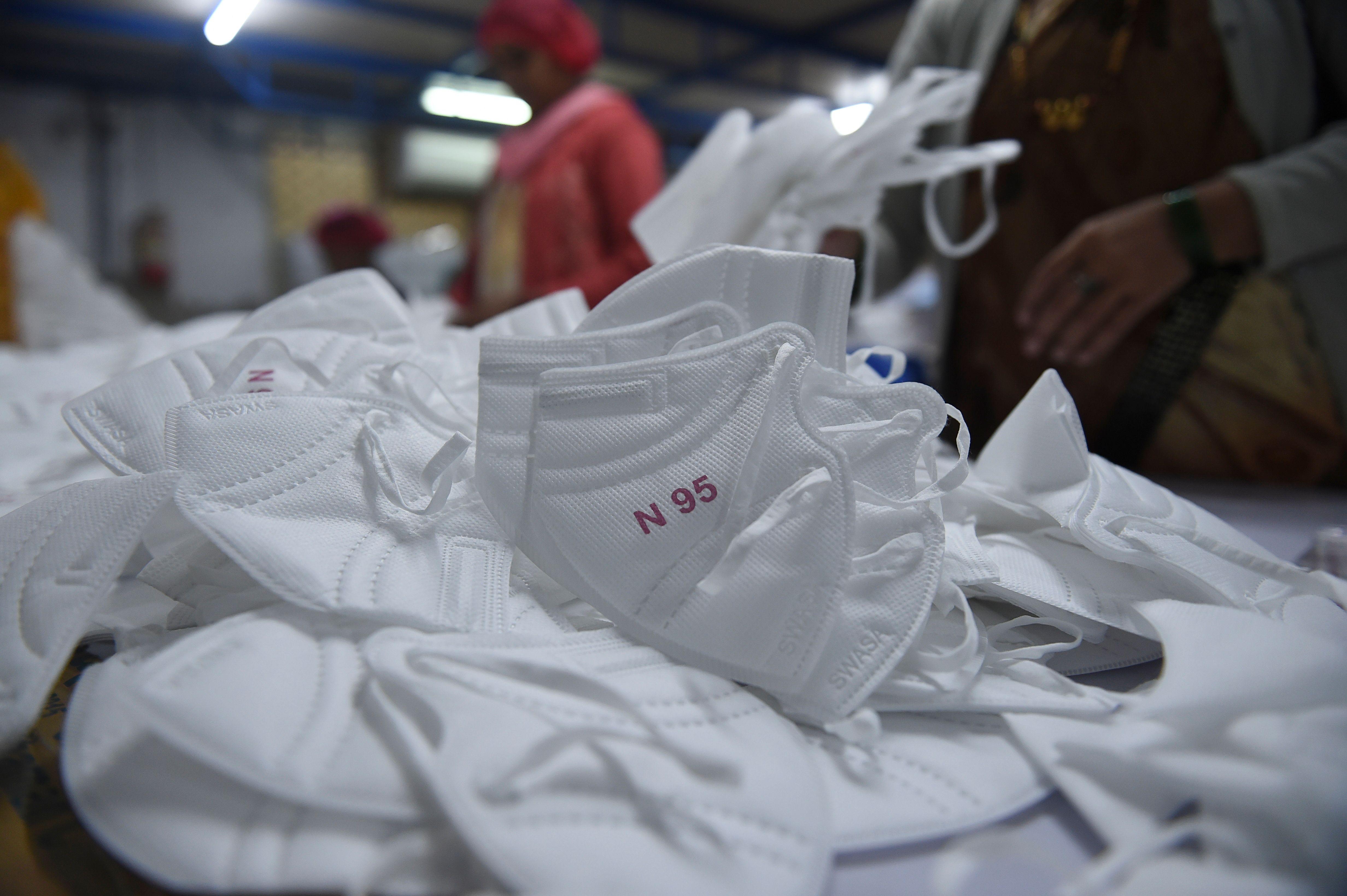 廣西網民訂購四千隻口罩 來自武漢救援物資