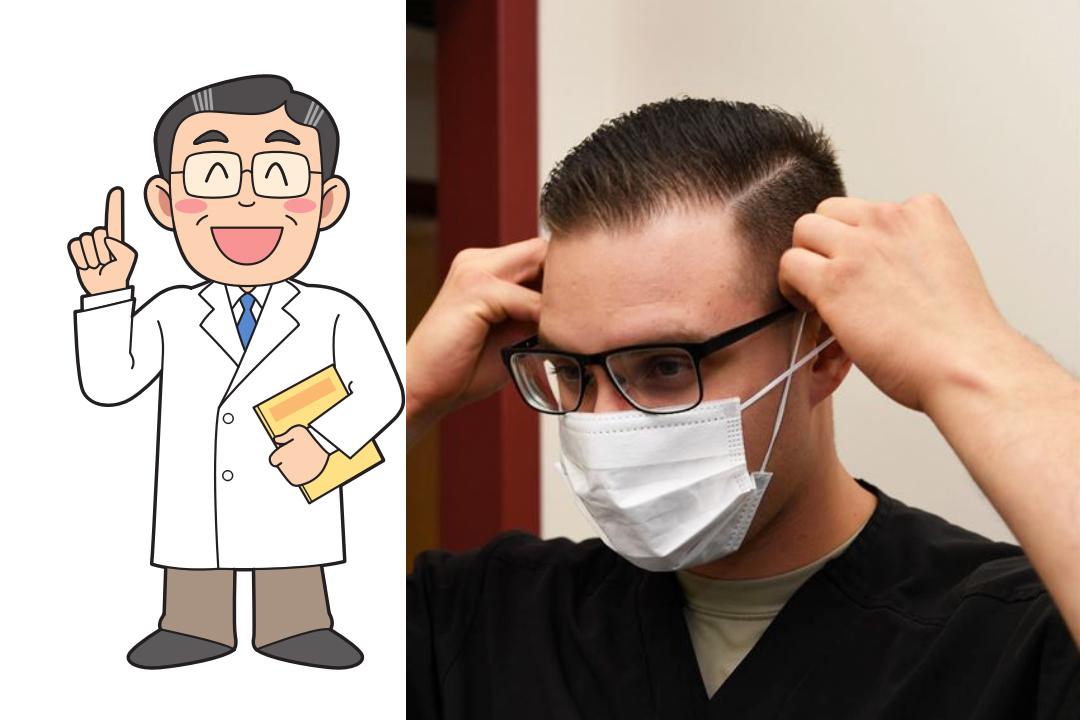 全民防疫 兩招讓眼鏡族戴口罩不起霧秘訣