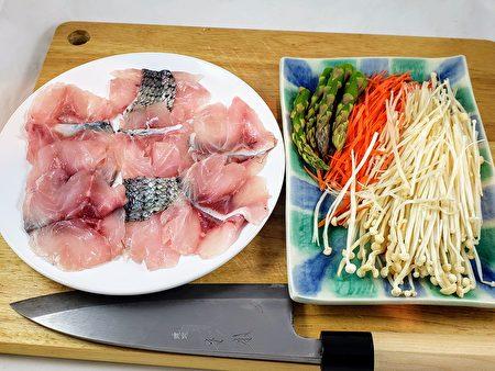 梁厨美食,鲈鱼