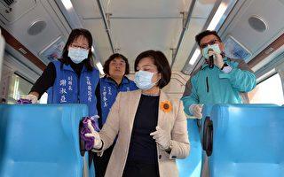 云林加强运输业者防疫训练 落实清洁消毒工作