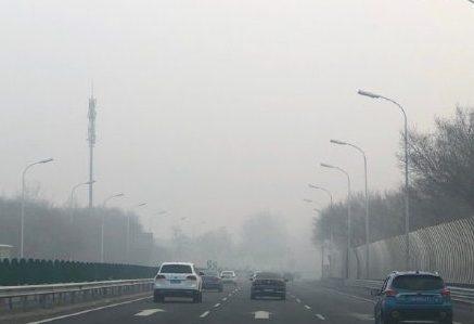 工廠等均停擺 北京陰霾卻創新高