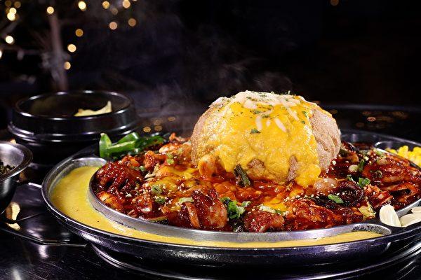 高人气韩式料理餐厅 韩国城Star Night