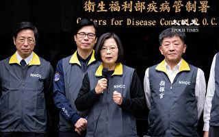 中共肺炎民调 67%台人不信中共防疫能力