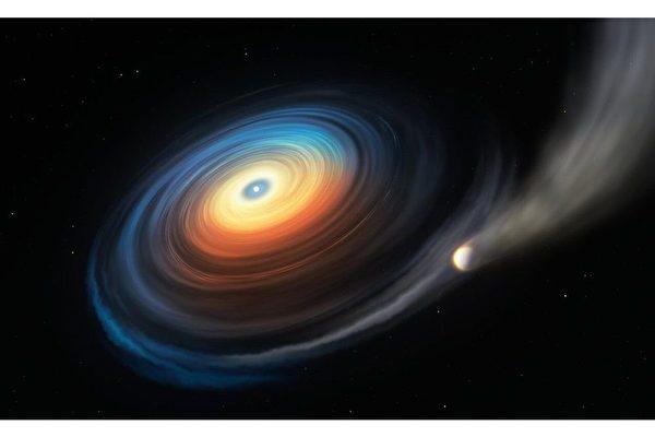 """太阳系的演化:太阳""""尸体""""上将留存木星和土星的印记"""