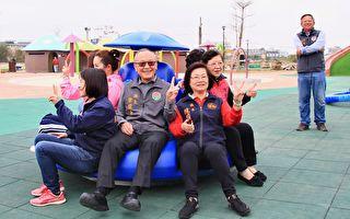 獅山多功能運動公園 3月9日將正式啟用