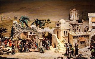 微型模型重塑历史古迹 艺术家一砖一瓦堆砌乡愁