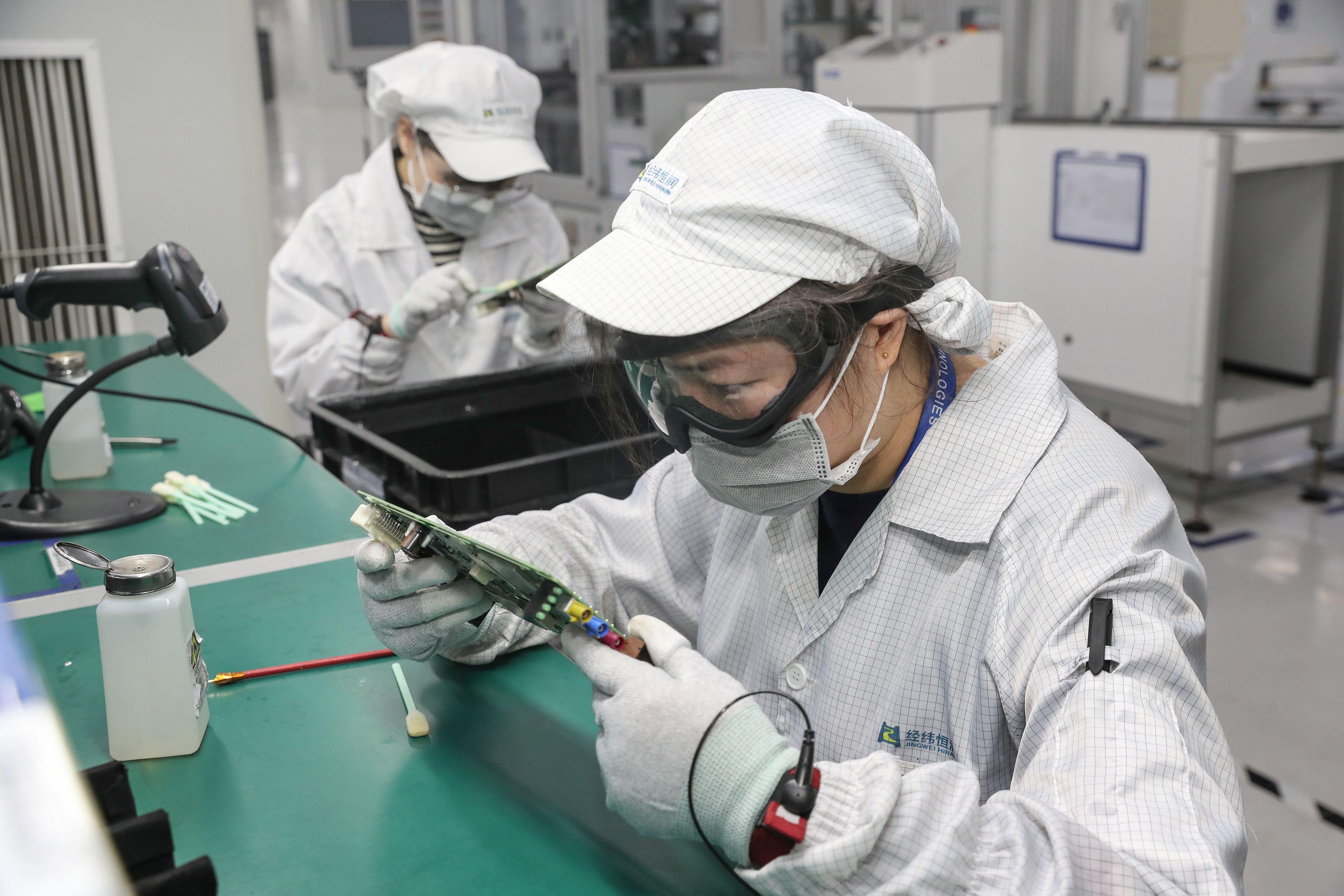 斷鏈衝擊更勝關稅 中國恐掀中小企業倒閉潮