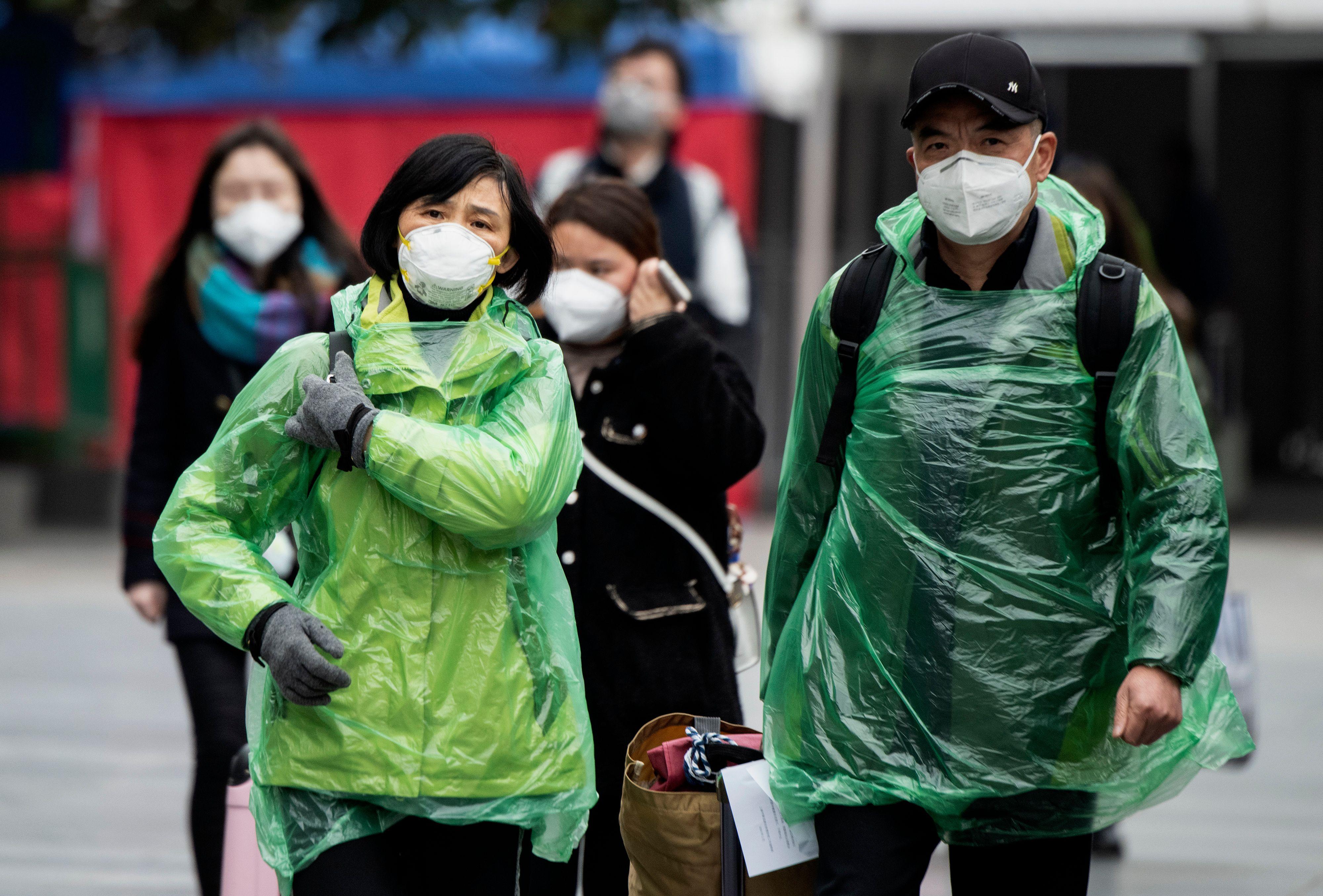 美醫院現口罩荒 醫療供應鏈依賴中國引警訊