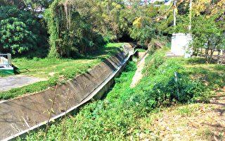 截流東海商圈污水    東大溪環境工程啟動
