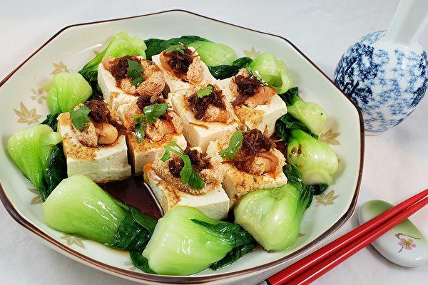 梁廚美食,梁志生,明太子豆腐