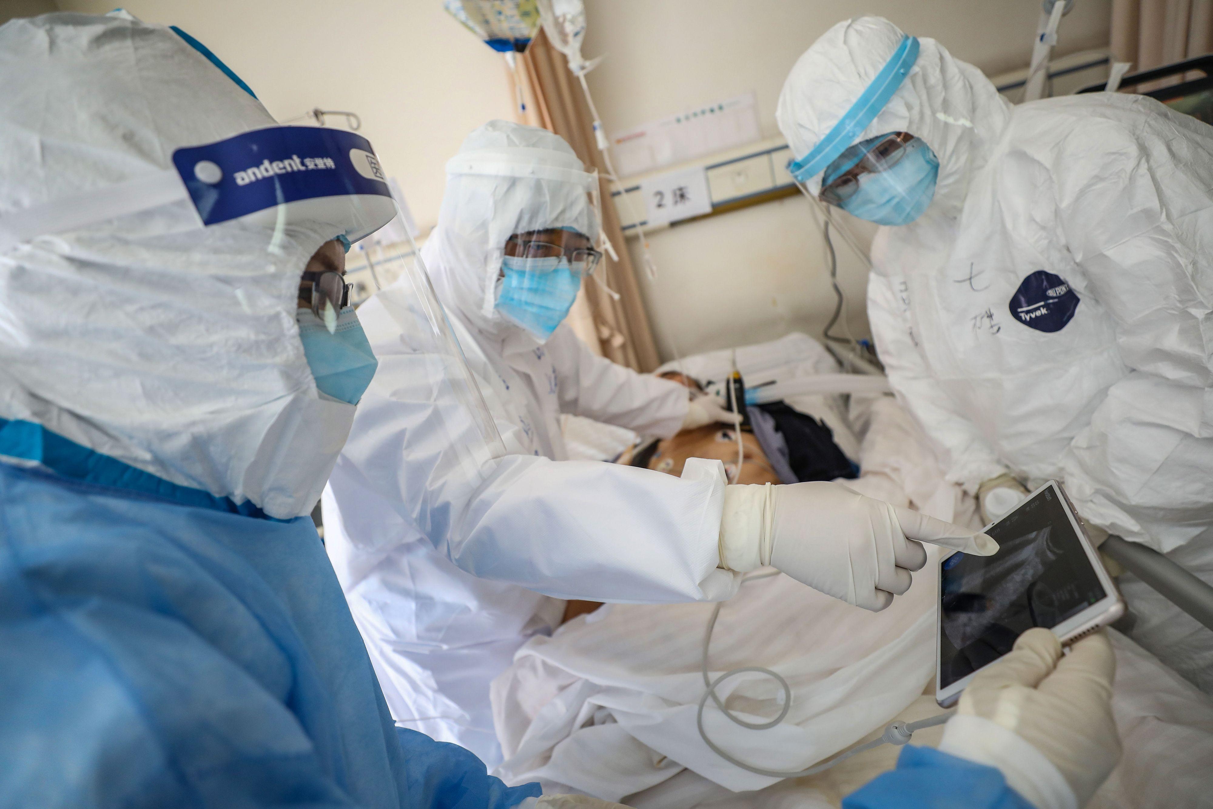 武漢醫療設施極缺 官員染病沒床位終死亡
