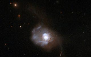 科学家首次在外星系发现氧气