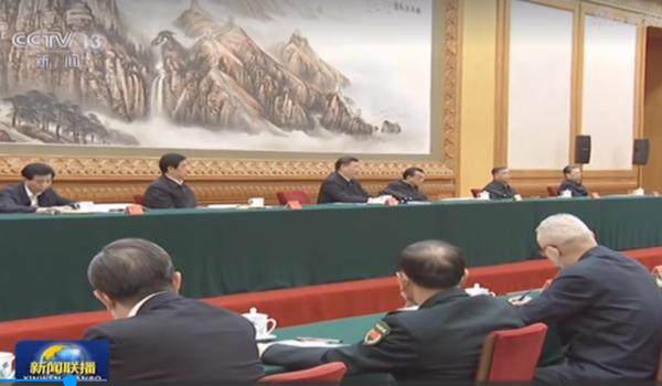 何清漣:「22條軍規」中國版