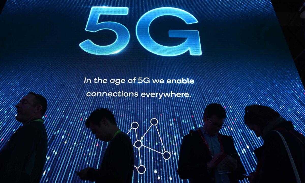 替代華為 英國尋求與日本合作開發5G網絡