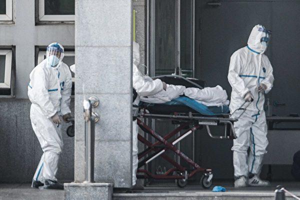武漢醫護院內染中共病毒 研究曝1月就出現