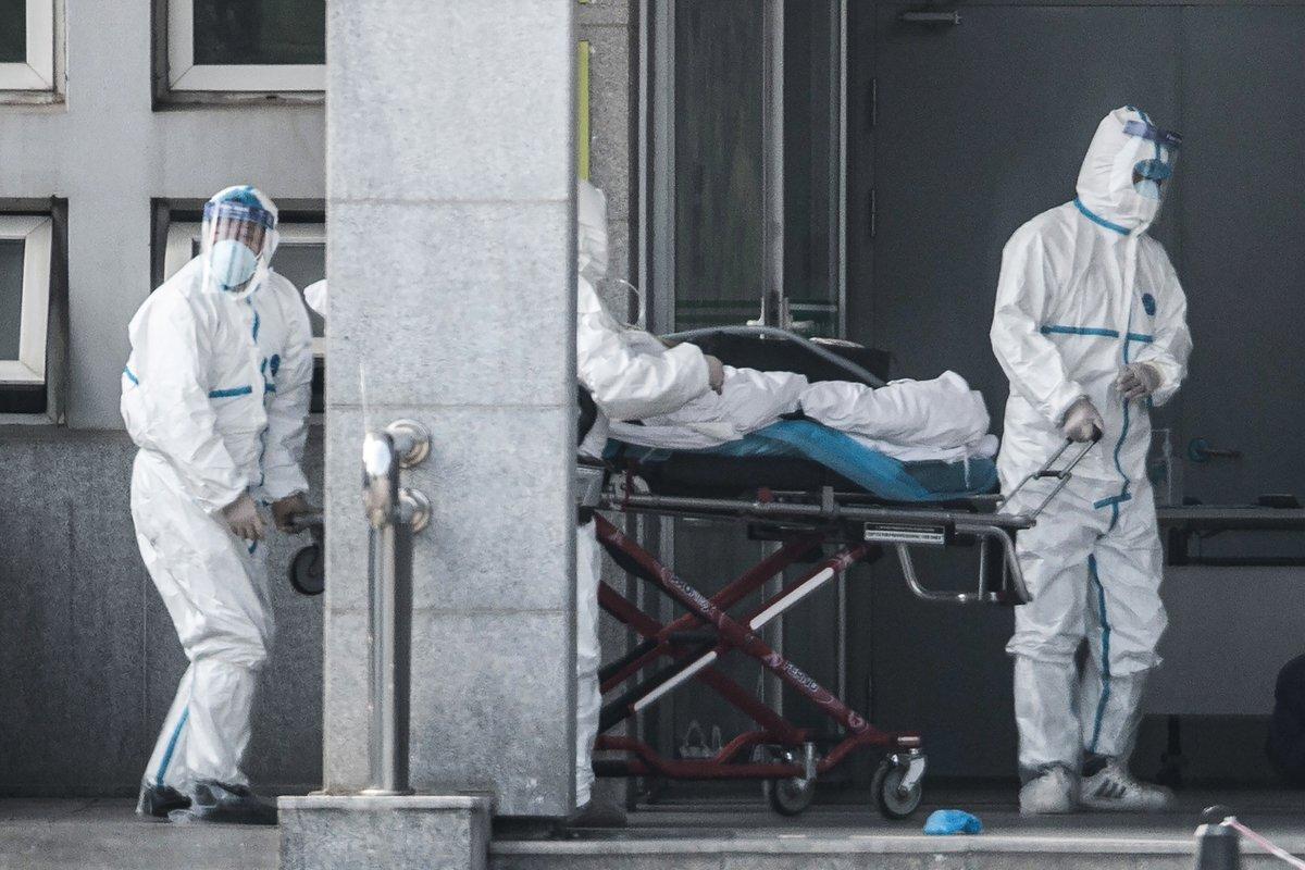 網文:從SARS到這次的新冠病毒