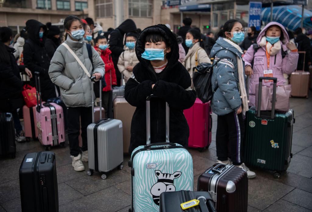 【快訊】防肺炎病毒傳播 澳洲禁中國旅客入境