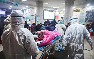 中共肺炎(武漢肺炎)最根源不只是天災,亦是人禍。(HECTOR RETAMAL/AFP via Getty Images)