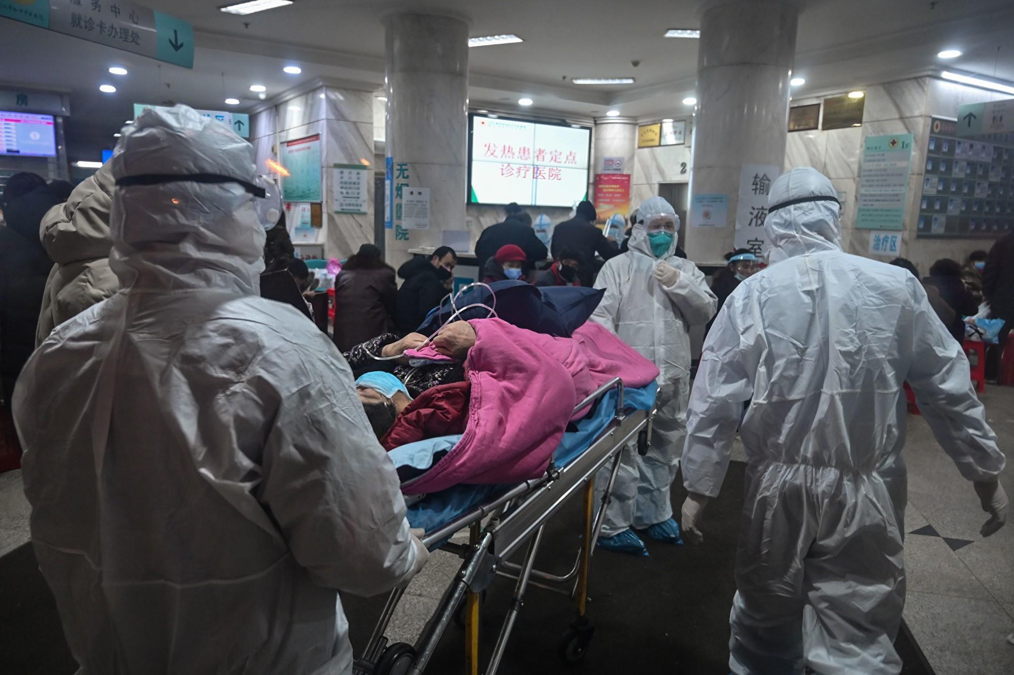 超十萬人得不到確診 中共管控勝於救治