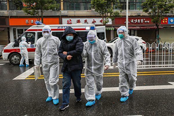 武漢亂象 老人未染中共肺炎被要求隔離