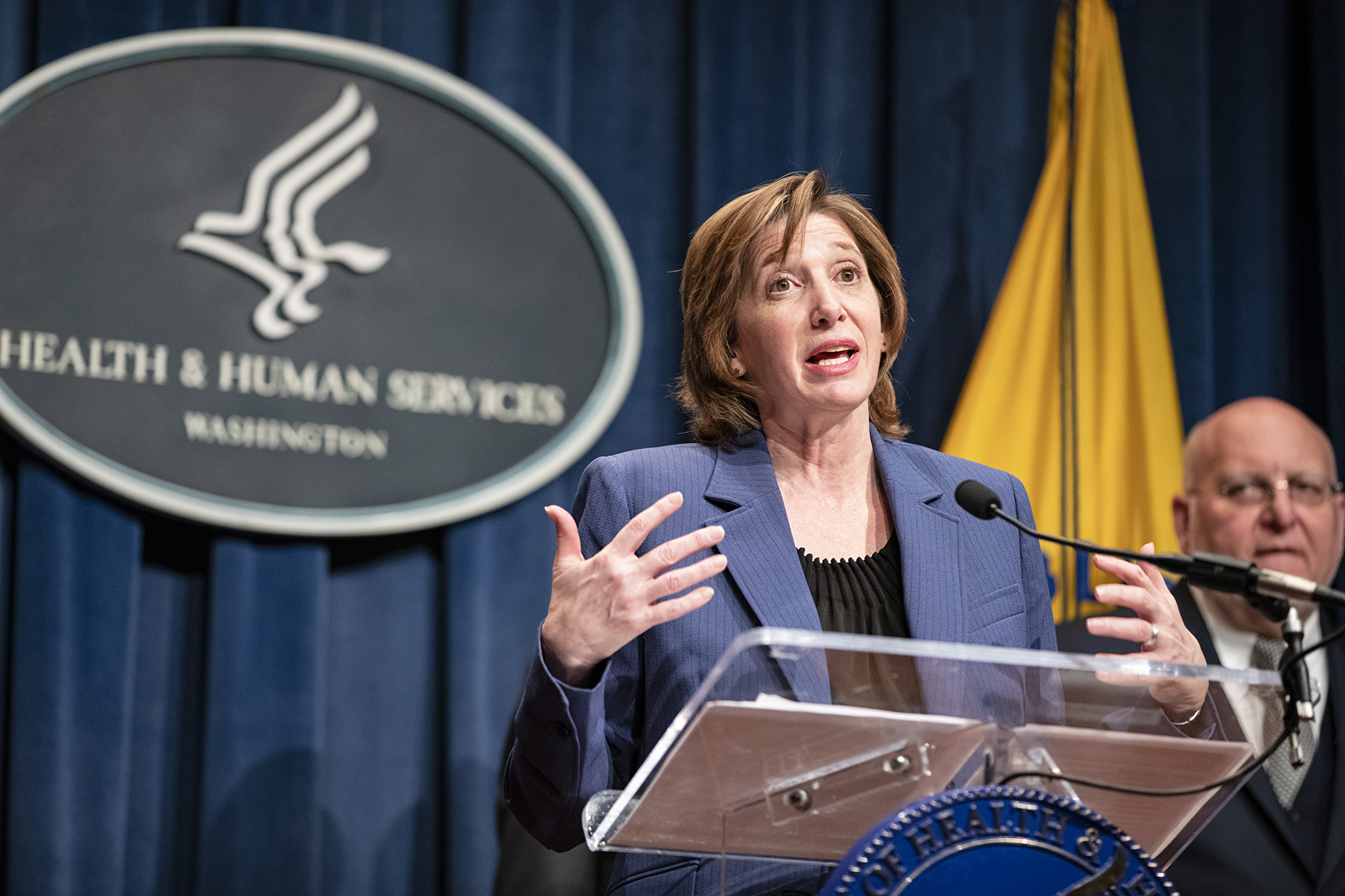 美CDC全球分發四百中共病毒測試盒 加速篩查