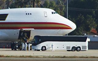 美再次撤僑 兩架包機擬載550人離開武漢