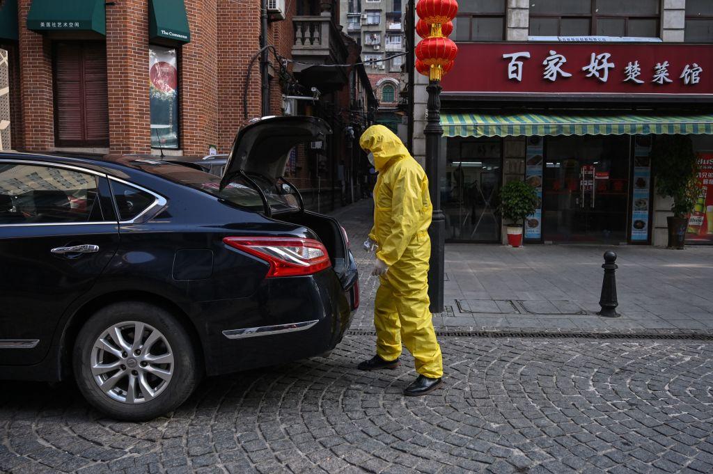 法國記者在河南採訪中共肺炎疫情 國保恐嚇:捉去隔離