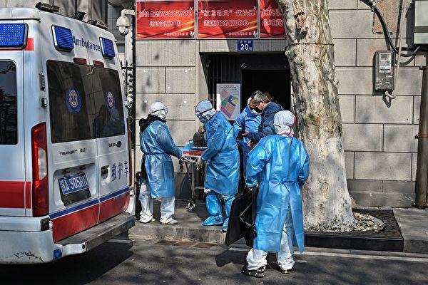 中國律師成立顧問團 協助中共肺炎死者索賠