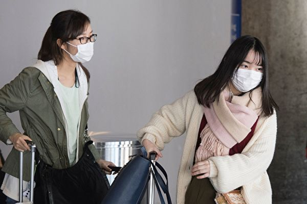 防中共肺炎 各国对中国人入境管制措施一览